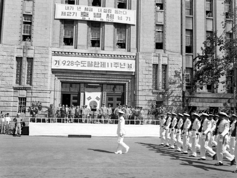 9.28서울수복기념행사사열식6