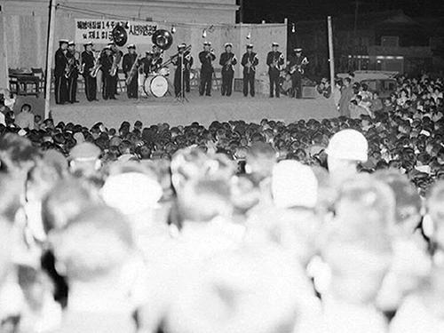 해병대창립 14주년 기념 제1회 군항제 시민위안의 밤3