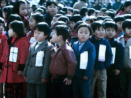 매동 국민학교 입학식2