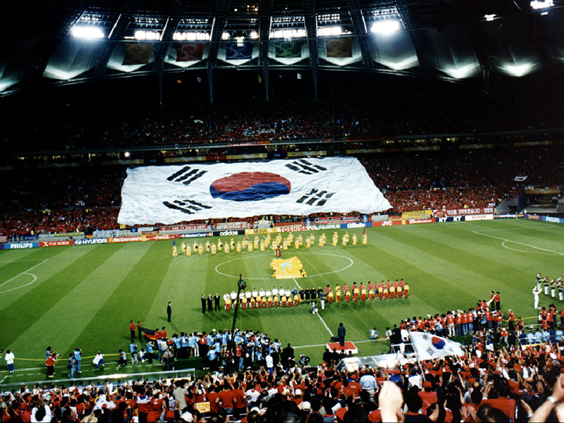 2002월드컵 4강전 한.독일전
