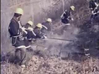 불조심(산림청산불진화훈련,문화재관리국소방훈련,지하철화재훈련)