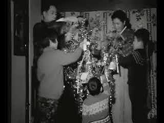 크리스마스를 가족과 함께