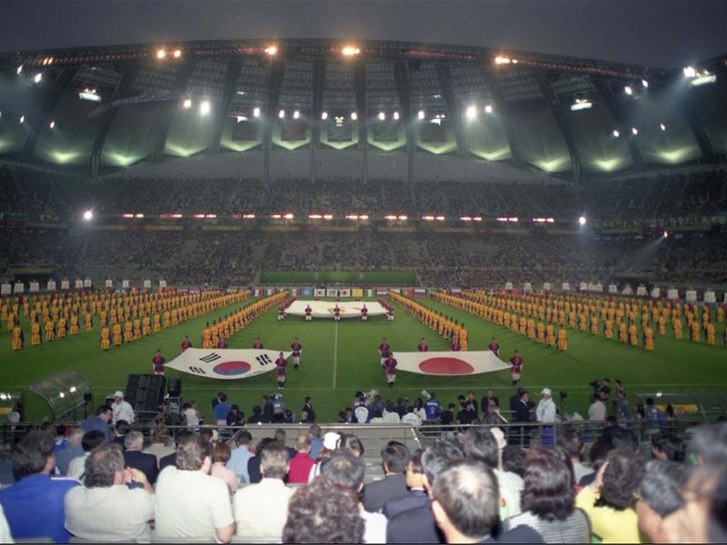 2002 FIFA(국제축구연맹) 월드컵 개막식1
