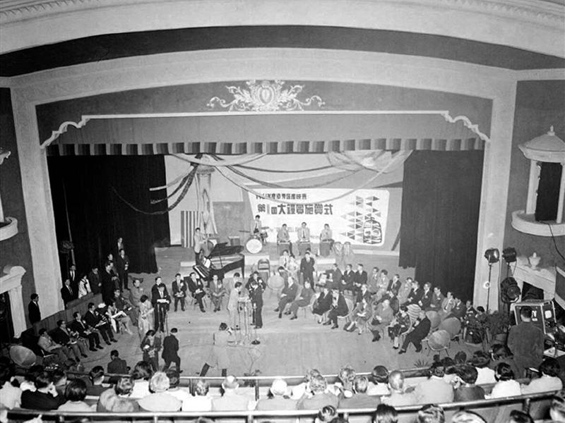 1961년도우수국산영화제1회대종상시상식1