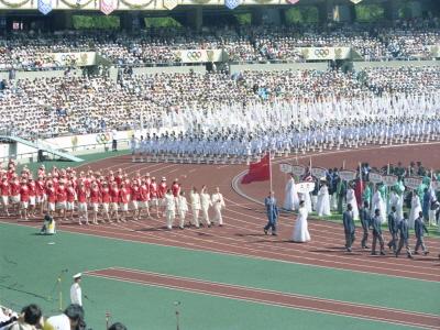 소련 선수단 입장3