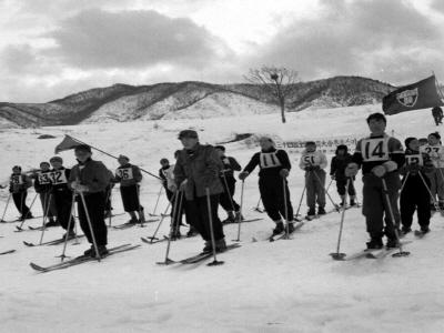 제34회전국체육대회동계스키대회참가선수10
