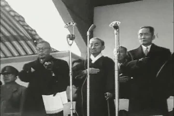 제38회 3.1절을 맞아 서울운동장에서의 기념식과 전국각지에서 열린 3.1절 기념식 및 행사