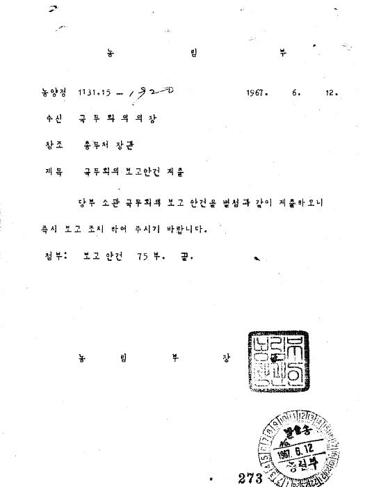 보리 혼식과 분식 보급 및 접객업소의 식사 판매 제한조치(제41회)