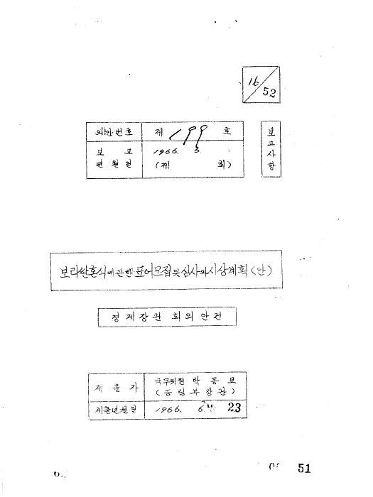 보리 쌀 혼식 에 관한 표어 모집 및 심사와 시상계획(제199호)