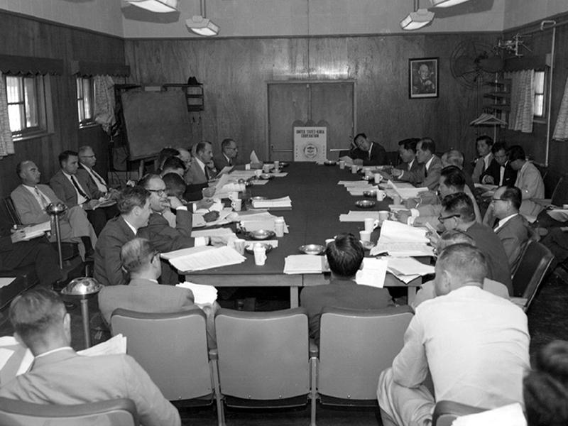 한미 합동 경제위원회 회합1